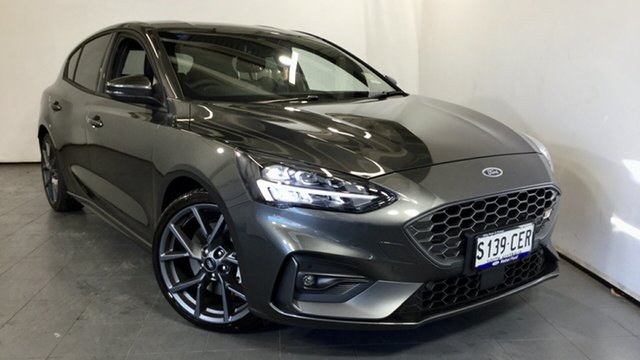 Demo Ford Focus SA 2020.25MY ST, 2020 Ford Focus SA 2020.25MY ST Magnetic 7 Speed Automatic Hatchback