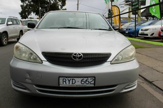 2002 Toyota Camry MCV36R Altise Silver 4 Speed Automatic Sedan.