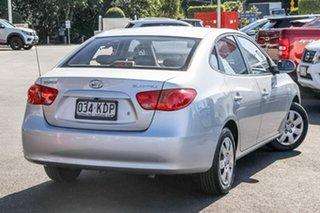 2006 Hyundai Elantra HD SLX Silver, Chrome 4 Speed Automatic Sedan.