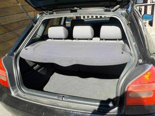 2000 Audi A3 8L MY2000 Black 4 Speed Automatic Hatchback