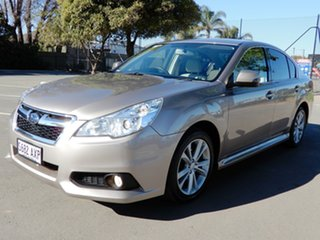 2012 Subaru Liberty B5 MY13 2.5i Lineartronic AWD Burnished Bronze 6 Speed Sedan