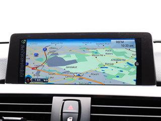 2013 BMW 328i F30 MY14 Sport Line White 8 Speed Automatic Sedan