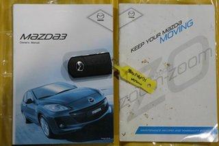 2013 Mazda 3 BL Series 2 MY13 Neo Blue 6 Speed Manual Sedan
