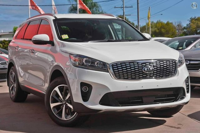 Demo Kia Sorento UM MY20 SLi AWD, 2019 Kia Sorento UM MY20 SLi AWD Ud 8 Speed Sports Automatic Wagon
