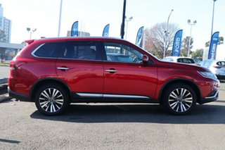 2019 Mitsubishi Outlander ZL MY19 Exceed AWD Red 6 Speed Wagon