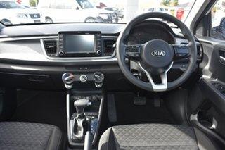 2019 Kia Rio YB MY19 S White 4 Speed Sports Automatic Hatchback