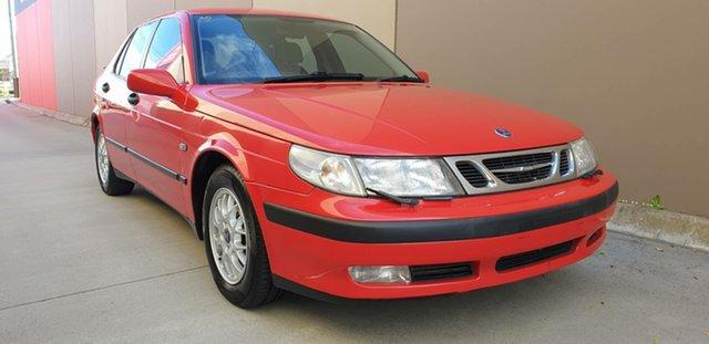 Used Saab 9-5 S Cheltenham, 2000 Saab 9-5 S Red 4 Speed Automatic Sedan