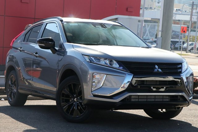 Used Mitsubishi Eclipse Cross YA MY19 Black Edition 2WD, 2019 Mitsubishi Eclipse Cross YA MY19 Black Edition 2WD Grey 8 Speed Wagon