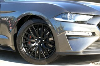2018 Ford Mustang FN 2018MY GT Fastback SelectShift Magnetic Grey 10 Speed Sports Automatic Fastback