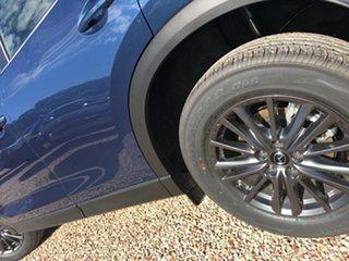 2020 Mazda CX-5 KF4WLA Maxx SKYACTIV-Drive i-ACTIV AWD Sport Eternal Blue 6 Speed Sports Automatic