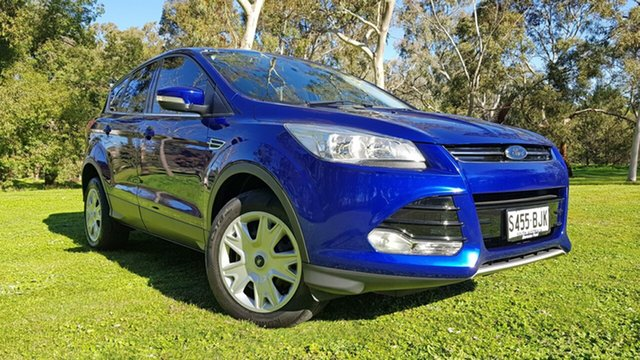 Used Ford Kuga TF MY15 Ambiente 2WD, 2015 Ford Kuga TF MY15 Ambiente 2WD Black 6 Speed Sports Automatic Wagon