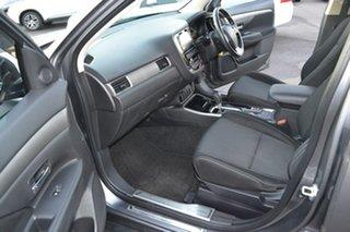 2017 Mitsubishi Outlander ZK MY17 LS 4WD Grey 6 Speed Wagon