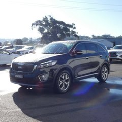 2016 Kia Sorento UM MY16 Platinum AWD Black 6 Speed Sports Automatic Wagon.