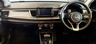 2018 Kia Rio YB MY19 S Blue 4 Speed Sports Automatic Hatchback