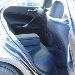2006 Lexus IS GSE20R IS250 Prestige Grey 6 Speed Sports Automatic Sedan