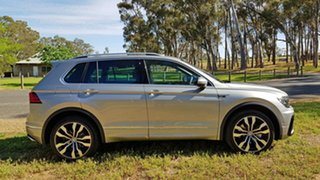 2020 Volkswagen Tiguan 5N MY20 162TSI DSG 4MOTION Highline Tungsten Silver 7 Speed