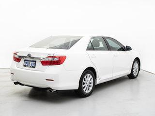 2013 Toyota Aurion GSV50R AT-X White 6 Speed Automatic Sedan