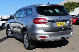 2016 Ford Everest UA Trend RWD Silver 6 Speed Sports Automatic Wagon.