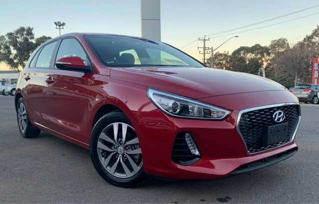 Used Hyundai i30  Active, 2019 Hyundai i30 Active Red Sports Automatic Hatchback