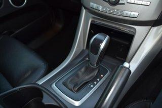 2011 Ford Territory SZ Titanium Seq Sport Shift Black 6 Speed Sports Automatic Wagon