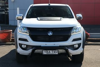 2019 Holden Colorado RG MY20 Z71 Pickup Crew Cab White 6 Speed Manual Utility
