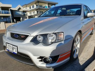 2007 Ford Performance Vehicles GT BF Mk II Silver 6 Speed Sports Automatic Sedan