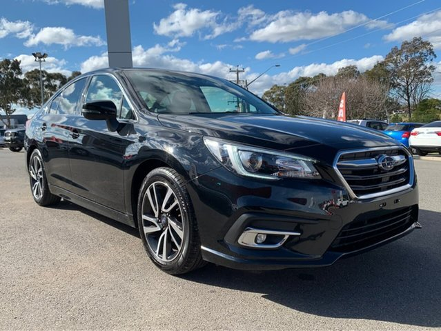 Used Subaru Liberty  2.5I, 2019 Subaru Liberty 2.5I Black Constant Variable Sedan