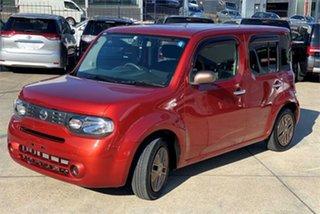 2014 Nissan Cube Orange