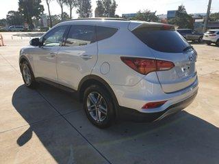 2016 Hyundai Santa Fe DM3 MY16 Active Sleek Silver 6 Speed Sports Automatic Wagon