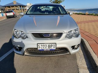 2007 Ford Performance Vehicles GT BF Mk II Silver 6 Speed Sports Automatic Sedan.