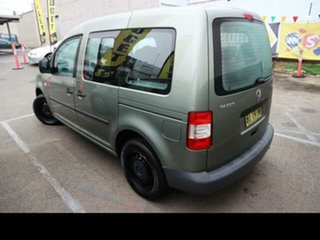 2006 Volkswagen Caddy 2K Life Green 6 Speed Direct Shift Wagon.