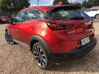 2020 Mazda CX-3 DK2W7A sTouring SKYACTIV-Drive FWD Soul Red 6 Speed Sports Automatic Wagon