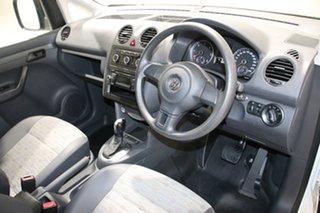 2013 Volkswagen Caddy 2K MY13 Maxi TDI250 White 7 Speed Auto Direct Shift Van
