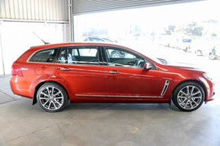 2016 Holden Calais VF II MY16 V Sportwagon Red 6 Speed Sports Automatic Wagon