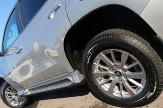 2019 Mitsubishi Pajero Sport QE MY19 GLX Silver 8 Speed Sports Automatic Wagon