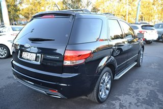 2011 Ford Territory SZ Titanium Seq Sport Shift Black 6 Speed Sports Automatic Wagon