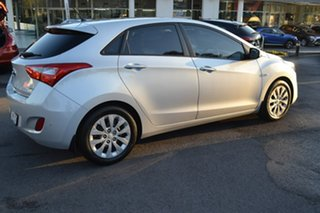 2015 Hyundai i30 GD4 Series II MY16 Active DCT Silver 7 Speed Sports Automatic Dual Clutch Hatchback