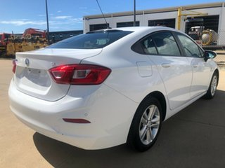 2018 Holden Astra BL MY18 LS+ White 6 Speed Sports Automatic Sedan.