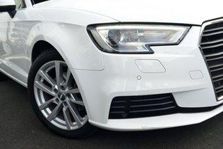 2017 Audi A3 2.0 TFSI White 7SPD DSG TRANS Wagon.