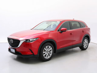 2016 Mazda CX-9 MY16 Sport (FWD) Soul Red 6 Speed Automatic Wagon.