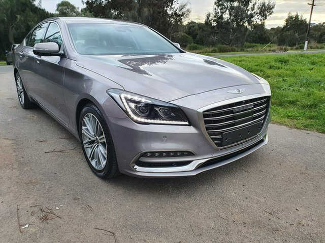 Used Genesis G80 DH 3.8, 2017 Genesis G80 DH 3.8 Grey Sports Automatic Sedan