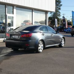 2006 Lexus IS GSE20R IS250 Prestige Grey 6 Speed Sports Automatic Sedan