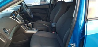 2011 Holden Cruze JH Series II MY12 CD Blue 6 Speed Sports Automatic Hatchback