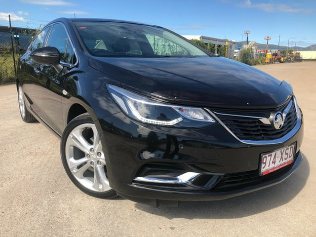 Used Holden Astra BL MY17 LTZ, 2017 Holden Astra BL MY17 LTZ Black 6 Speed Sports Automatic Sedan