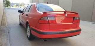 2000 Saab 9-5 S Red 4 Speed Automatic Sedan