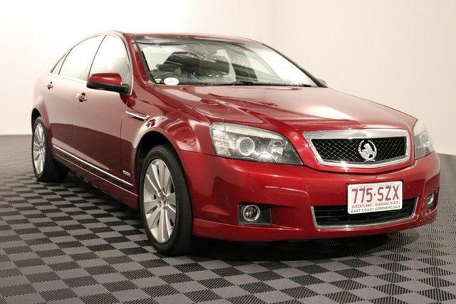 Used Holden Caprice WM MY10 , 2010 Holden Caprice WM MY10 Red 6 speed Automatic Sedan