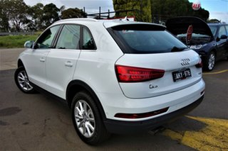 2016 Audi Q3 8U MY16 TFSI S Tronic White 6 Speed Sports Automatic Dual Clutch Wagon