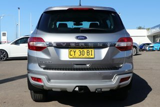 2016 Ford Everest UA Trend RWD Silver 6 Speed Sports Automatic Wagon