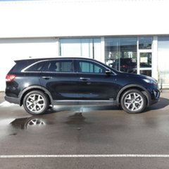 2016 Kia Sorento UM MY16 Platinum AWD Black 6 Speed Sports Automatic Wagon