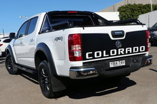 2019 Holden Colorado RG MY20 Z71 Pickup Crew Cab White 6 Speed Manual Utility.